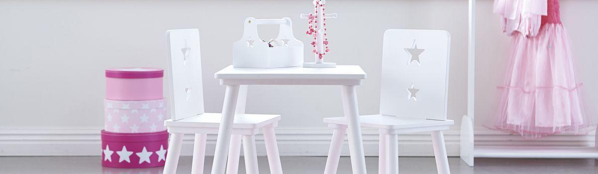 Kindertische + Stühle