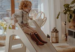 Holz Rutsche für Kinderzimmer