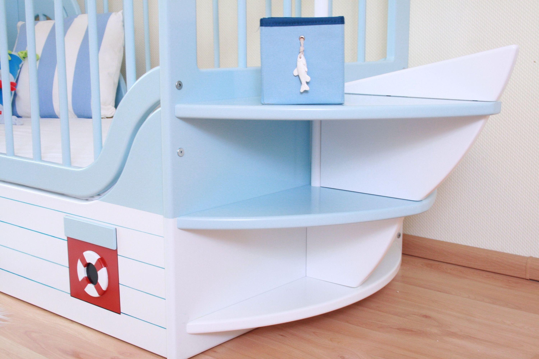 Kinderbett Boot