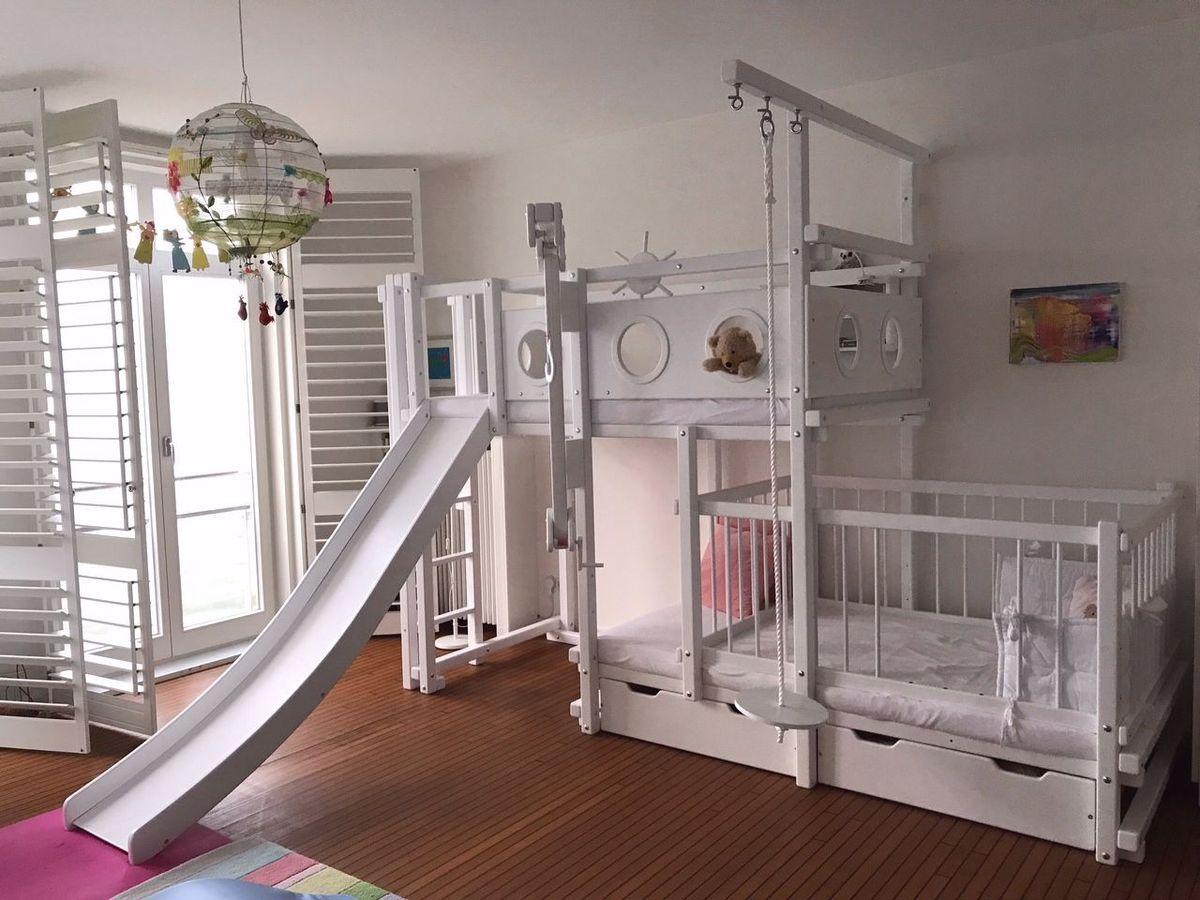 Etagenbett Gute Qualität : Etagenbett duotis ii mit ohne matratze farben kaufen