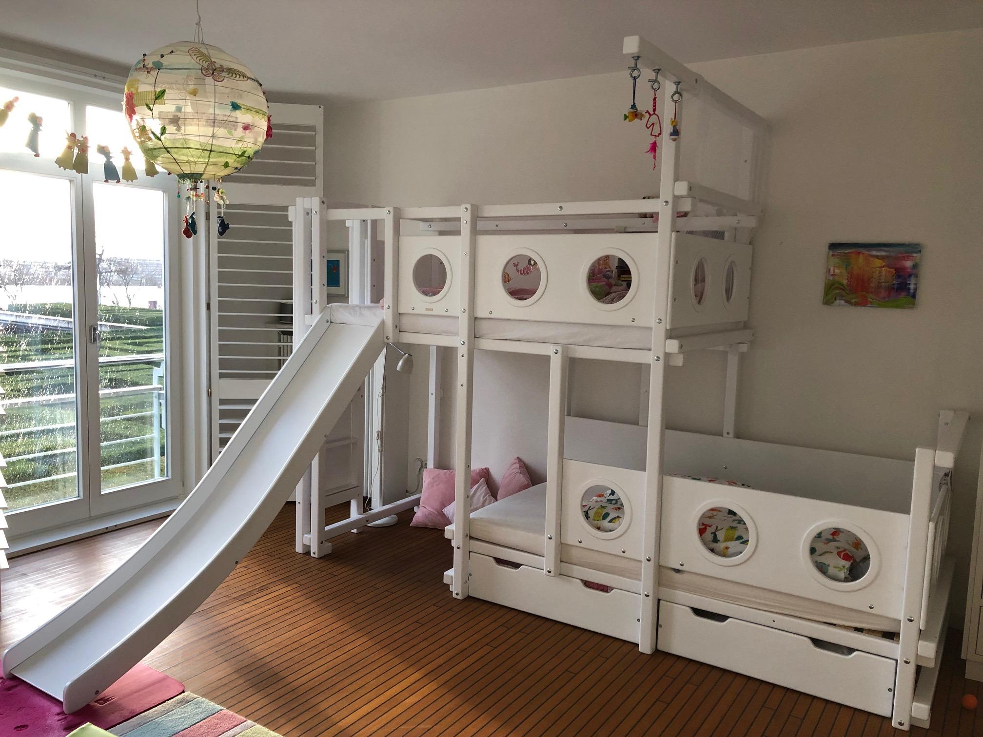 Etagenbett Unten Gitter : Etagenbett kinderzimmer ausstattung und möbel gebraucht kaufen