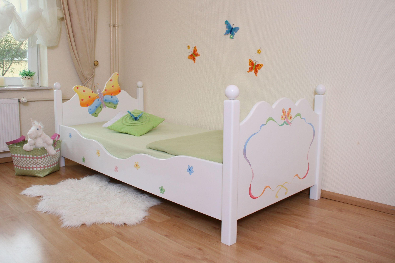 Kinderbett Schmetterling 2 Oli Niki