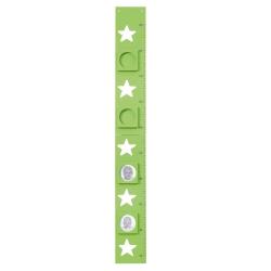 Messlatte Sterne grün