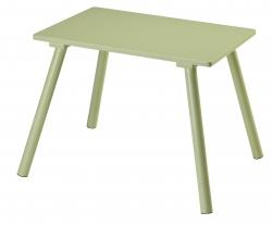 Kindertisch grün Star