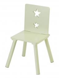 Kinderstuhl grün Star