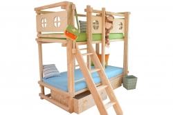 Kinderetagenbett