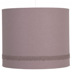 Deckenlampe taupe