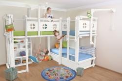 Etagenbetten - Etagenbett für Kinder online bestellen| Oli&Niki