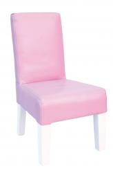 Kinderstuhl rosa