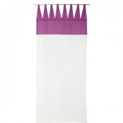 Vorhang-Set lila Fairy