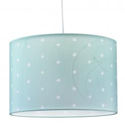 Deckenlampe kleine Sterne mint