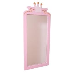 Wandspiegel rosa