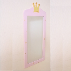Wandspiegel Prinzessin