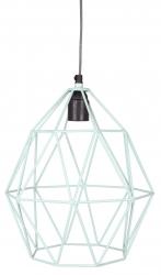 Deckenlampe Diamant mint