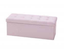 Sitztruhe rosa
