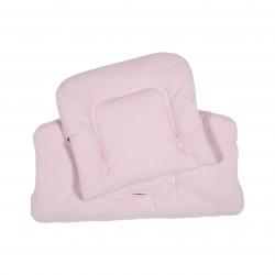 Kidsmill Sitzpolster Hochstuhl UP rosa
