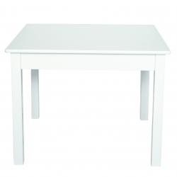 Kindertisch weiß Holz
