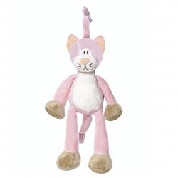 Spieluhr Katze rosa