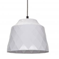 Metall Deckenlampe weiß Slide