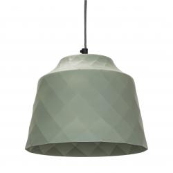 Metall Deckenlampe grün Slide