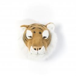 Tierkopf Trophäe Tiger Felix