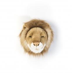 Tierkopf Trophäe Löwe Cesar