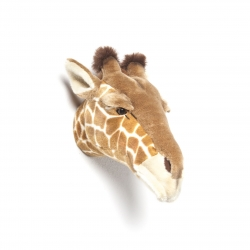 Tierkopf Trophäe Giraffe Ruby