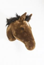 Tierkopf Trophäe Pferd Scarlett