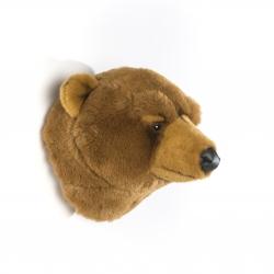 Tierkopf Trophäe Bär Oliver
