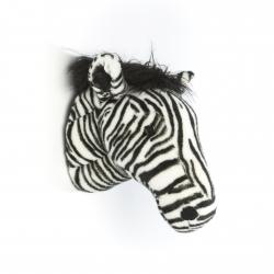 Tierkopf Trophäe Zebra Daniel