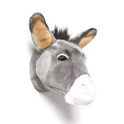 Tierkopf Trophäe Esel Francis