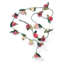 Blumengirlande Rosen