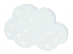 LED Lampe Wolke