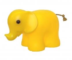 Lampe Elefant gelb
