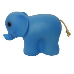 Lampe Elefant blau
