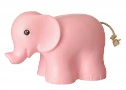 Lampe Elefant rosa