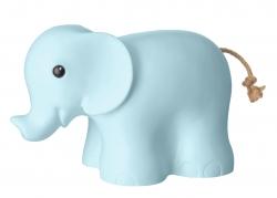 Lampe Elefant hellblau