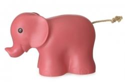 Lampe Elefant Himbeere