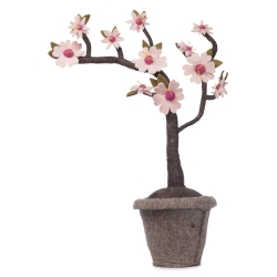 Kidsdepot Pflanze Filz Blossom