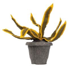 Kidsdepot Pflanze Filz Sanseveria