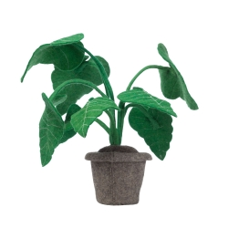 Kidsdepot Pflanze Filz Alocasia