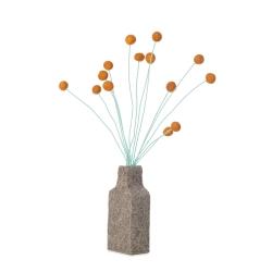 Kidsdepot Vase mit Blumen Filz