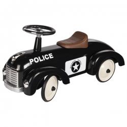 Rutschauto Polizei