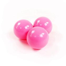 Zusatzbälle für Bällebad rosa