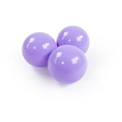 Zusatzbälle für Bällebad lila