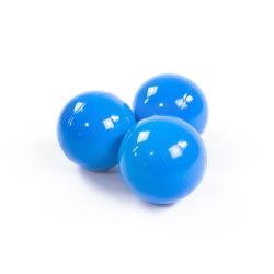 Zusatzbälle für Bällebad blau