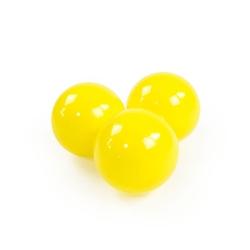 Zusatzbälle für Bällebad gelb