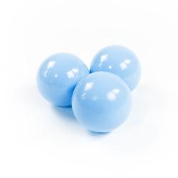Zusatzbälle für Bällebad babyblau