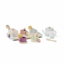 Kids Concept Holz Teeset