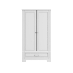 Schrank Ines 2-türig XL weiß